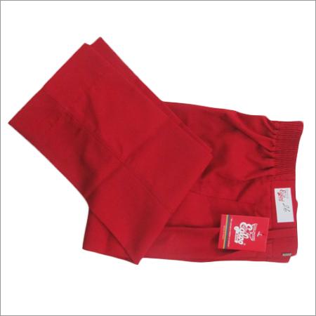 School Red Pants