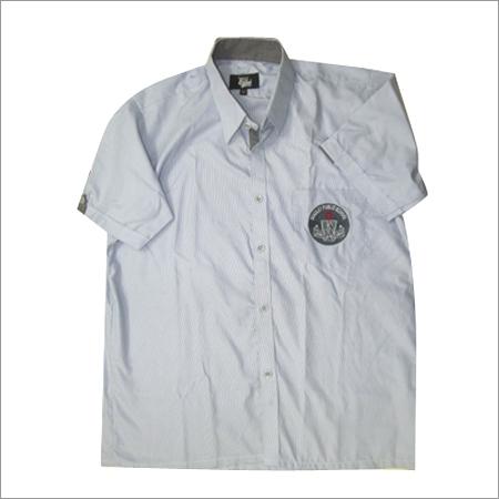 Half Sleeves School Shirt