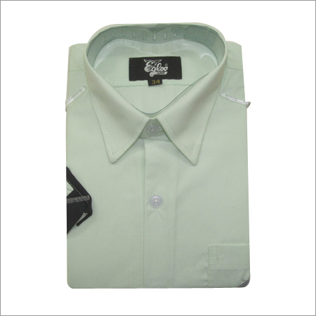 School Plain Shirt