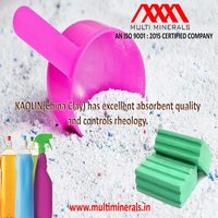 Soap & Detergent Grade China Clay Powder