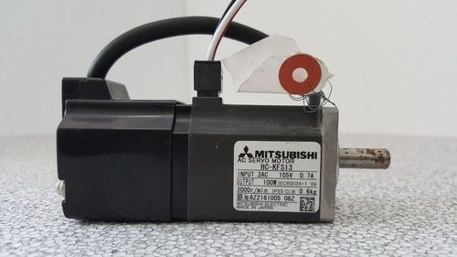 MITSUBISHI AC SERVO MOTOR  HC-KFS73-S48