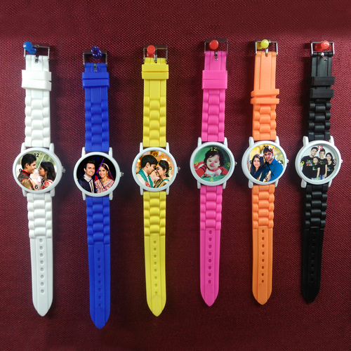 Sublimation Wrist Watch - Silicon