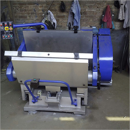 DIE PUNCHING MACHINE MODEL NO - (DP- 1400)