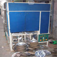 FULLY AUTOMATIC DOUBLE DYE PAPER PLATE MAKING MACHINE