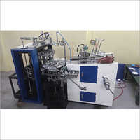 SINGLE P.E ADVANCED AUTOMATIC PAPER CUP MACHINE