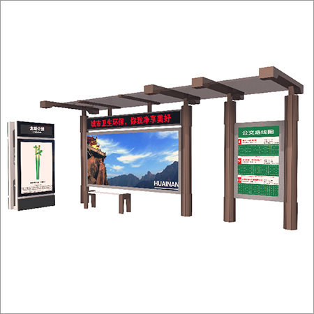 Bus Stop Shelter