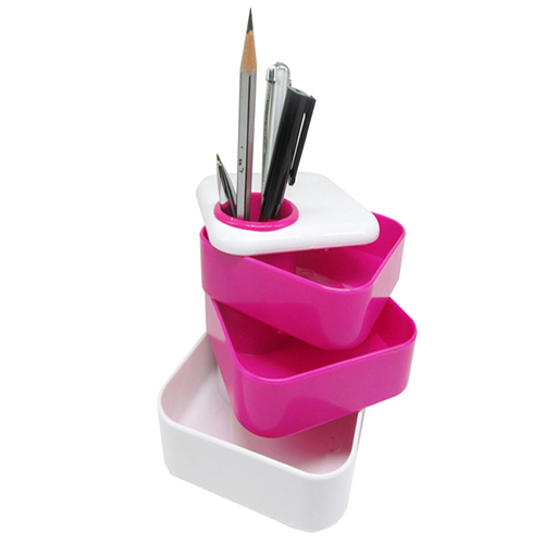 3 Drawer Pen Stand