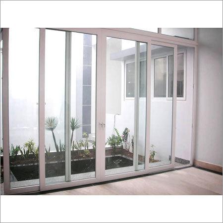 UPVC Openable Doors