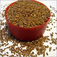 Roasted Flax Seeds