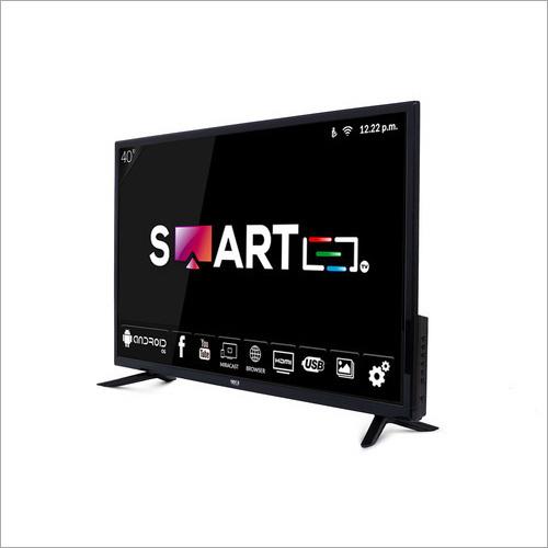 40 Inch Black Smart LED TV