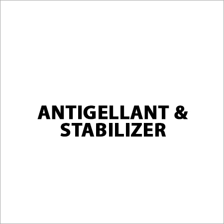 Antigellant & Stabilizer