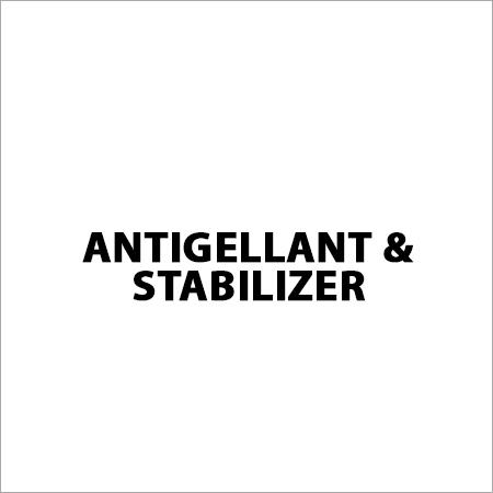Antigellant & Stabilizer