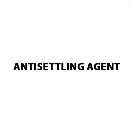 Antisettling Agent