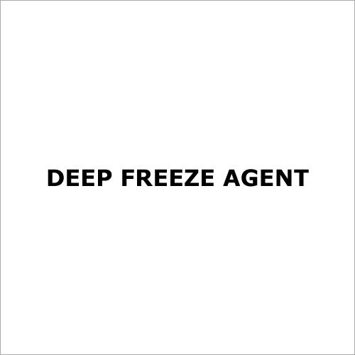 Deep Freeze Agent