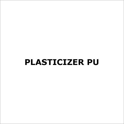 Plasticizer PU