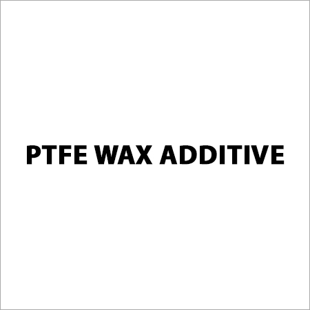 PTFE Wax additive
