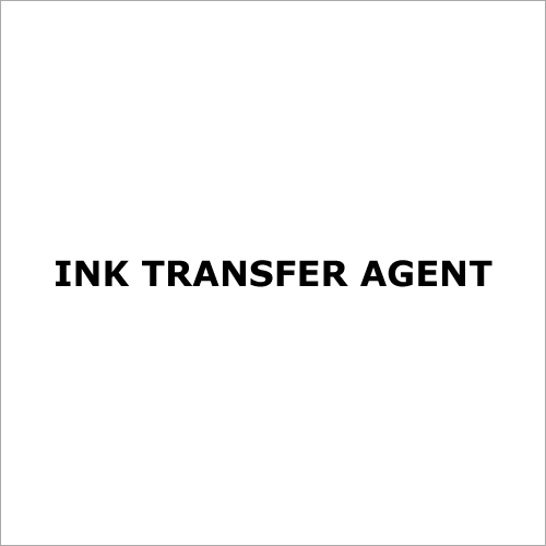 Ink Transfer Agent