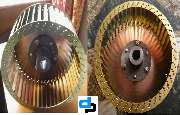 DIDW Centrifugal Fan 230 MM X 254 MM