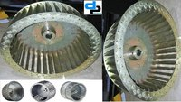 DIDW Centrifugal Fan 230 MM X 254 MM