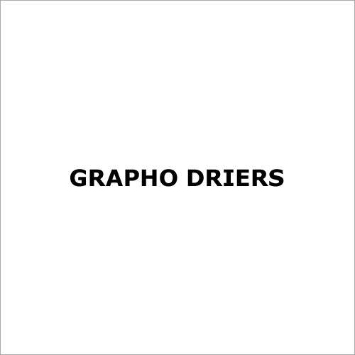 Grapho Driers
