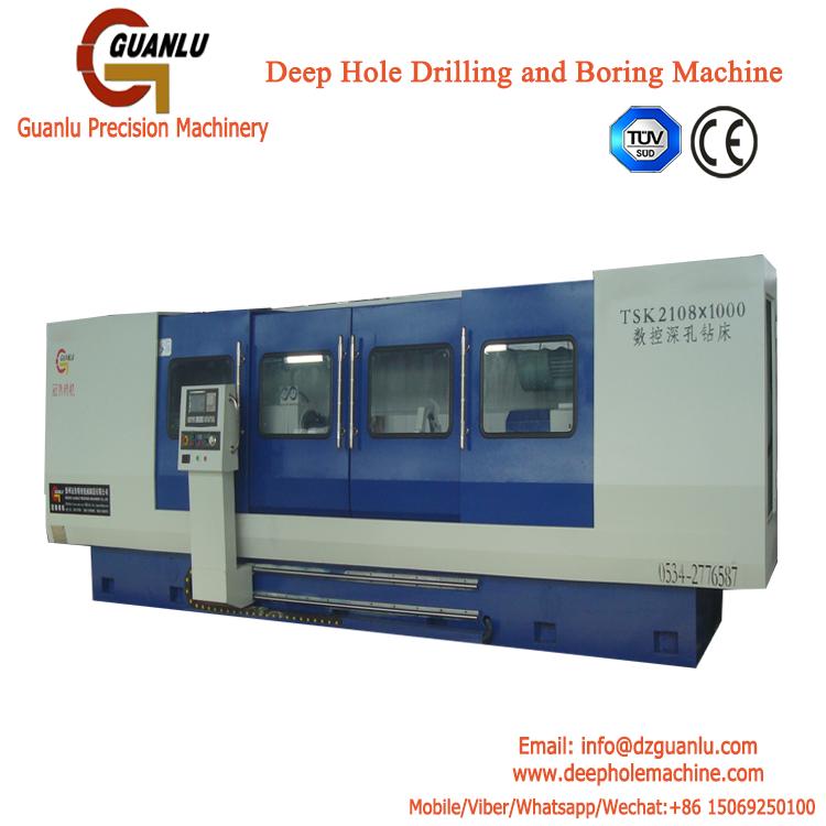 BTA Deep Hole Drilling Machine