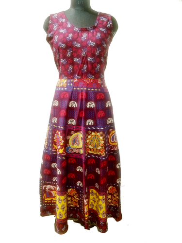 Jaipuri Dress