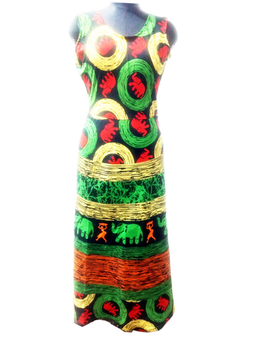 Jaipur Designer Printed Maxi Style Long Dress