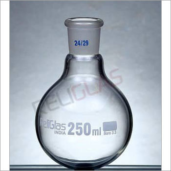 02.345 Round Bottom Flask with joint