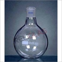 02.347 Flat Bottom Flask with joint