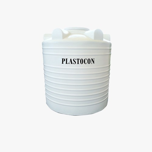 Round Water Storage Tank