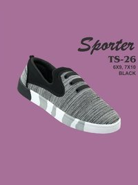 Sporter Men/Boys Canvas Brown TS-13 Casual Shoes
