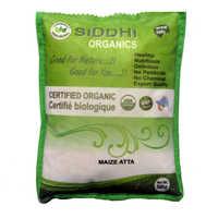 500 Gm Siddhi Organics Maize Atta