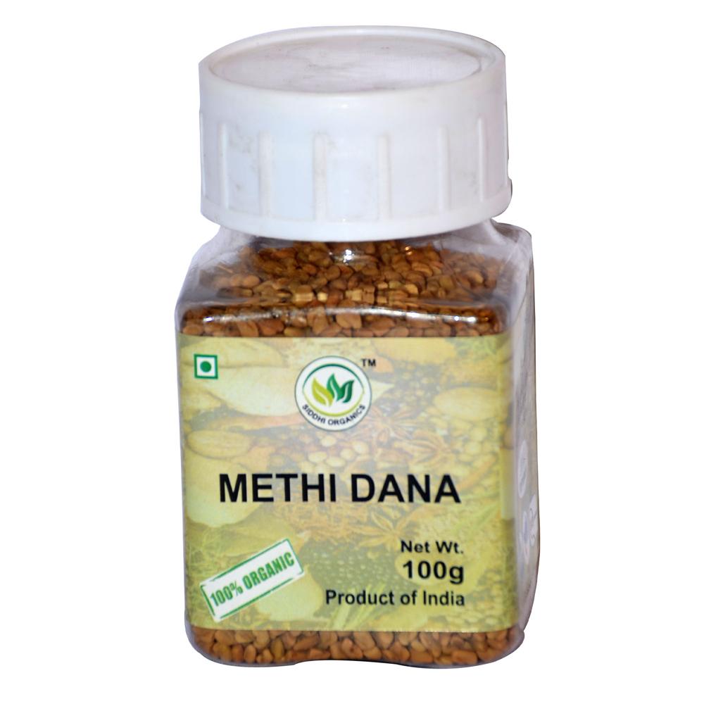 100 Gm Siddhi Organics Fenugreek (Methi Dana )