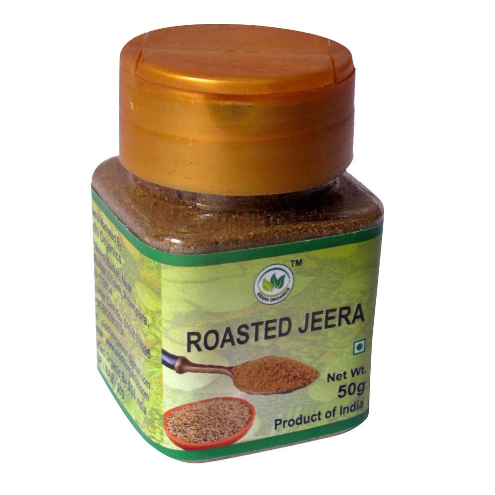 50 Gm So- Roasted Jeera Powder