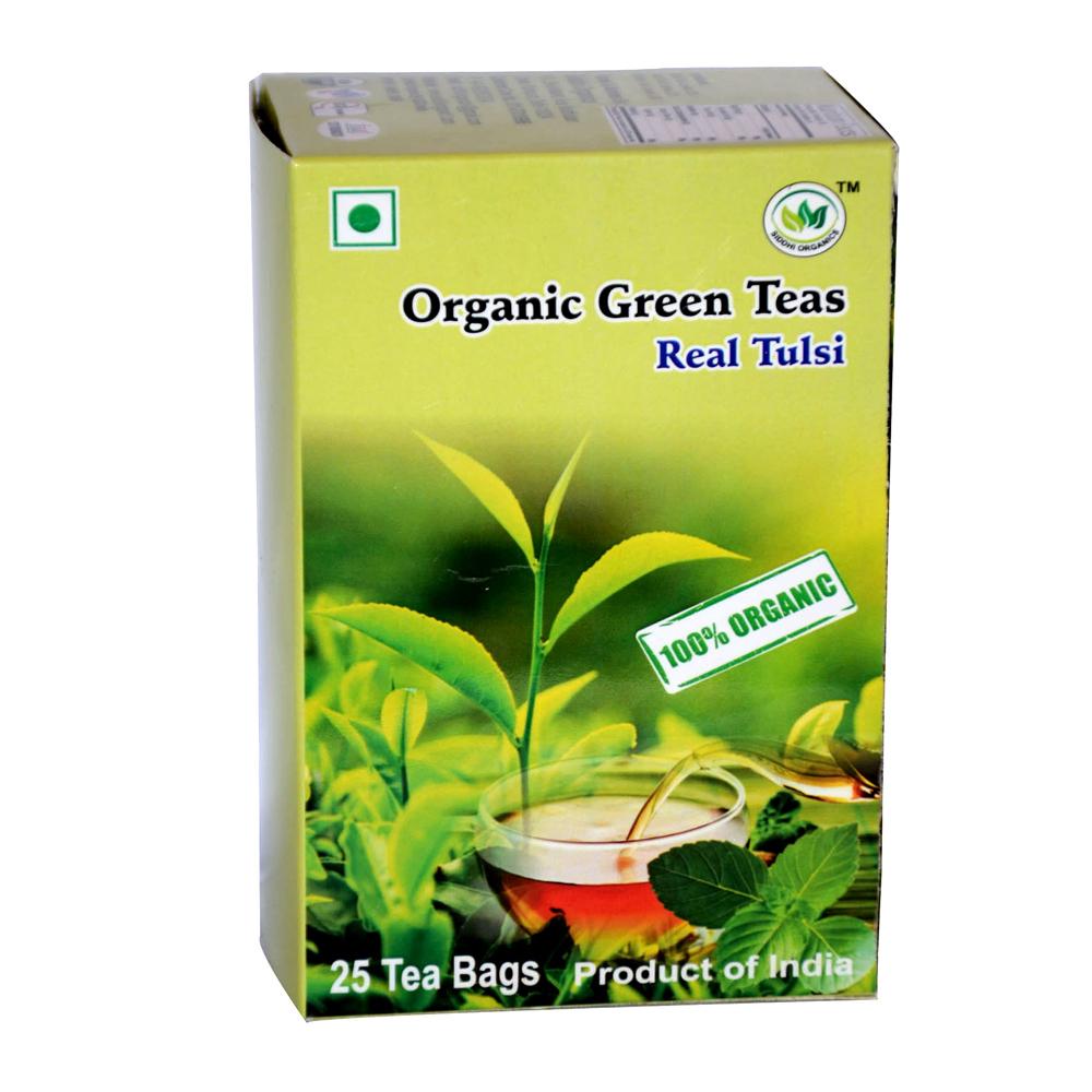Tea & Organics Drinks