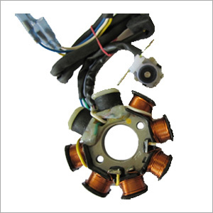 Two Wheeler Stator Assembly