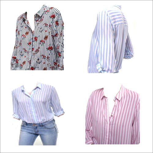 Rayon Printed Shirts