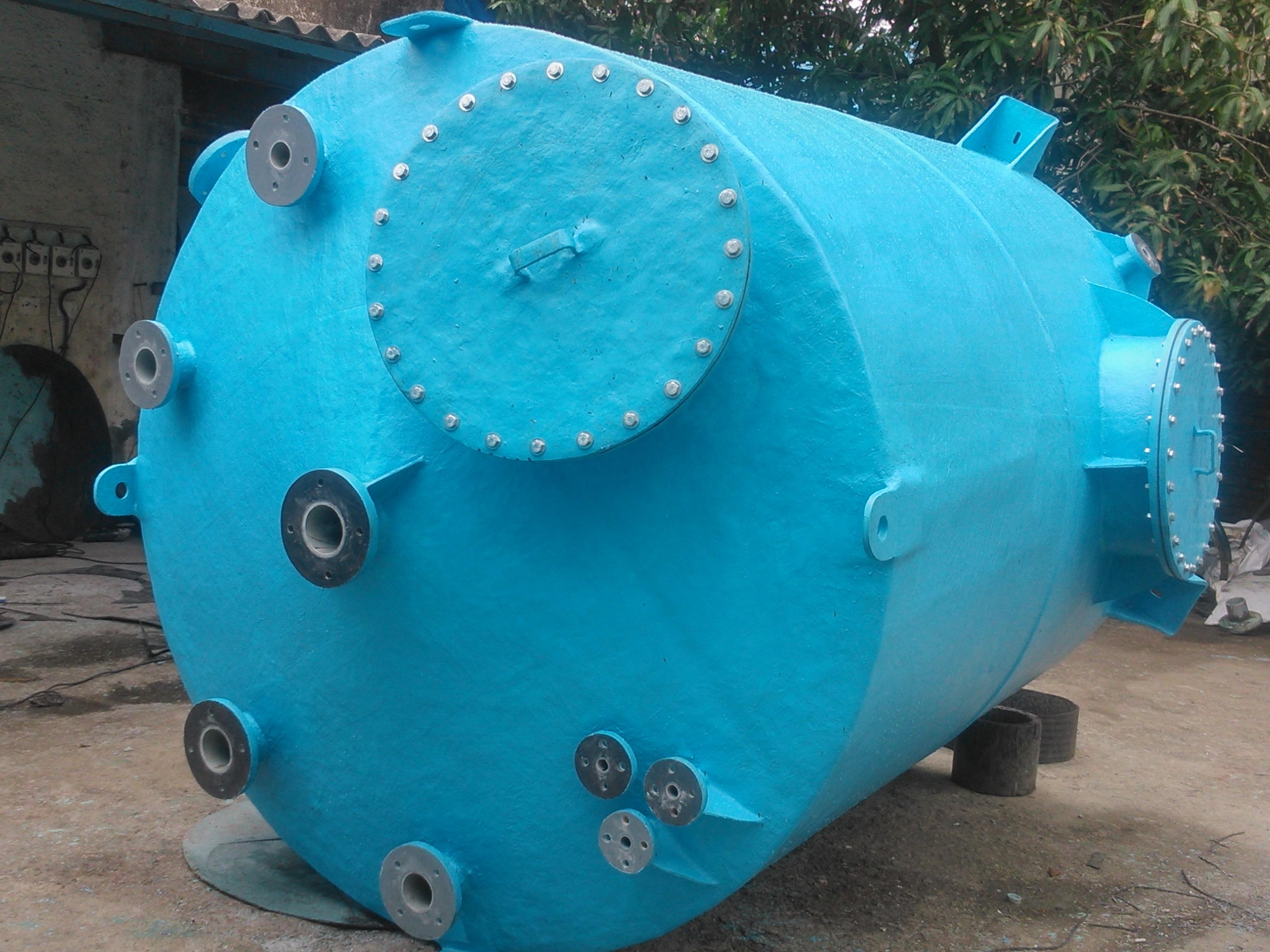 Industrial PP FRP Tank