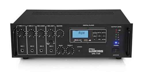 Recording Amplifier