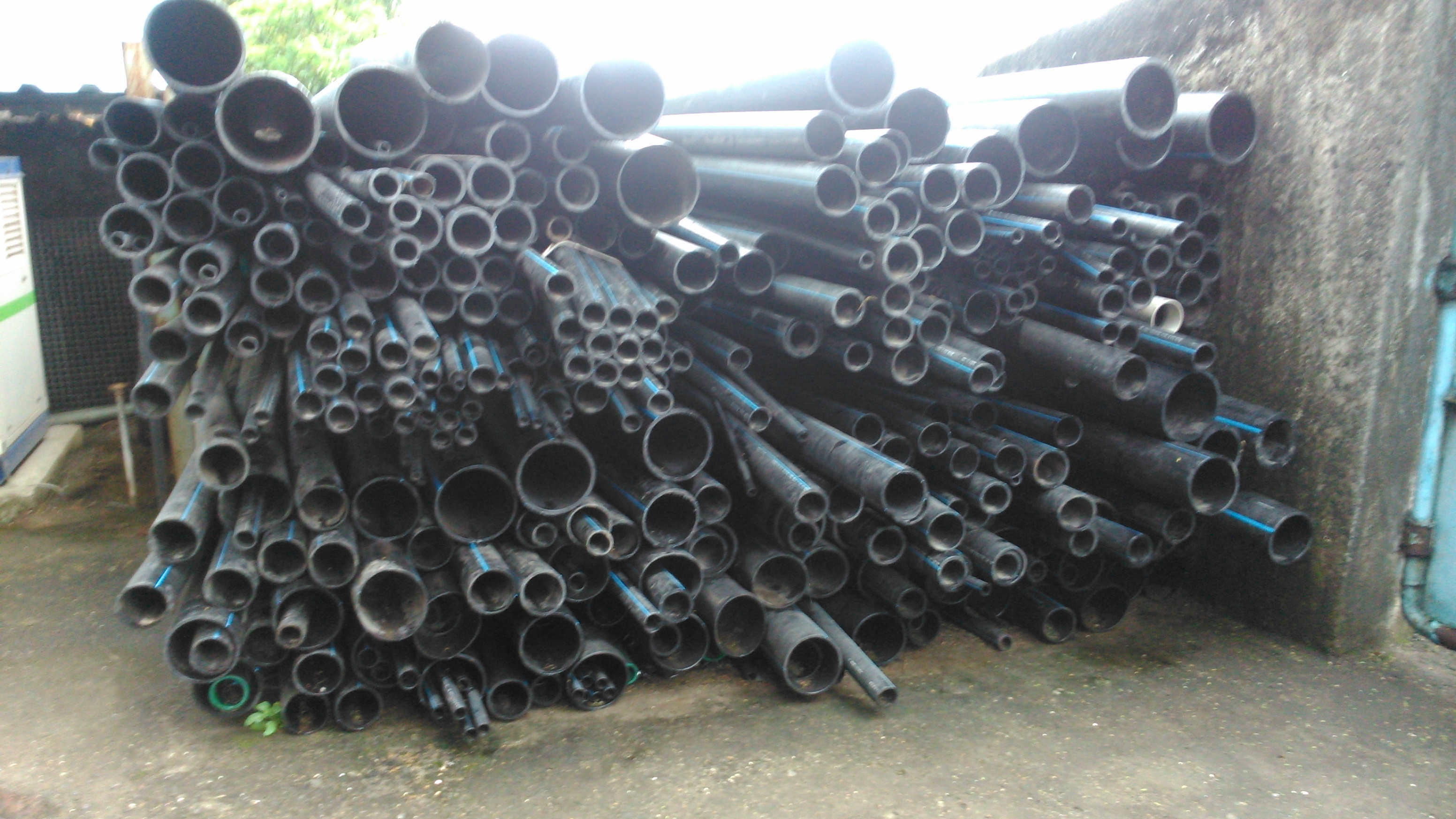 HDPE/PP/PPRC/UPVC/PVDF PIPES & Fitting