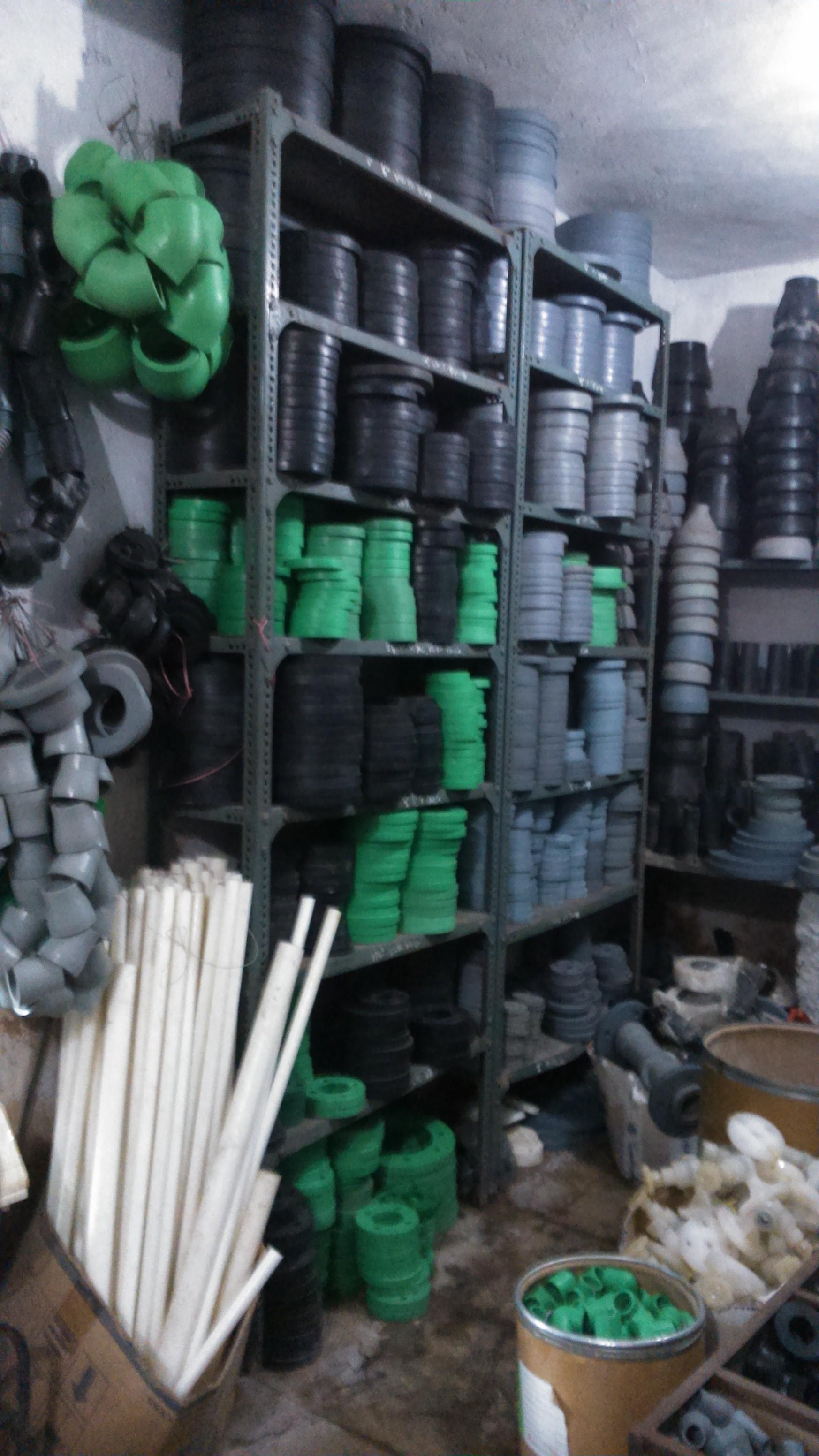 HDPE/PP/PPRC/UPVC/PVDF PIPES & Fitting