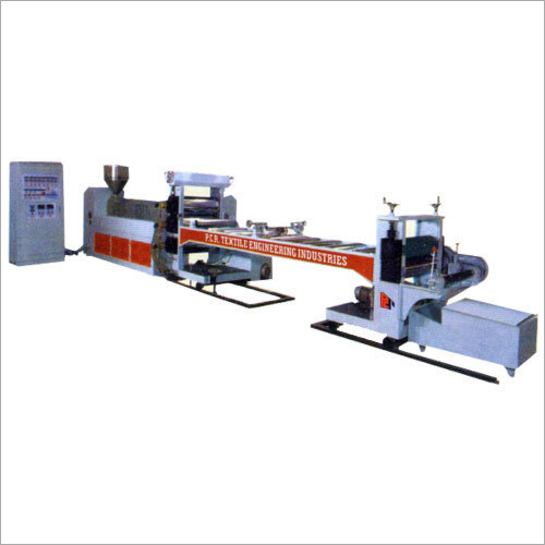 Plastic Sheet Extruder Machine