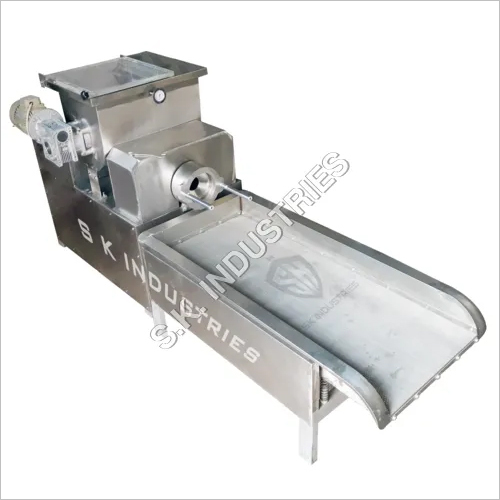 Manual Pasta Making Machine 100 kg/h
