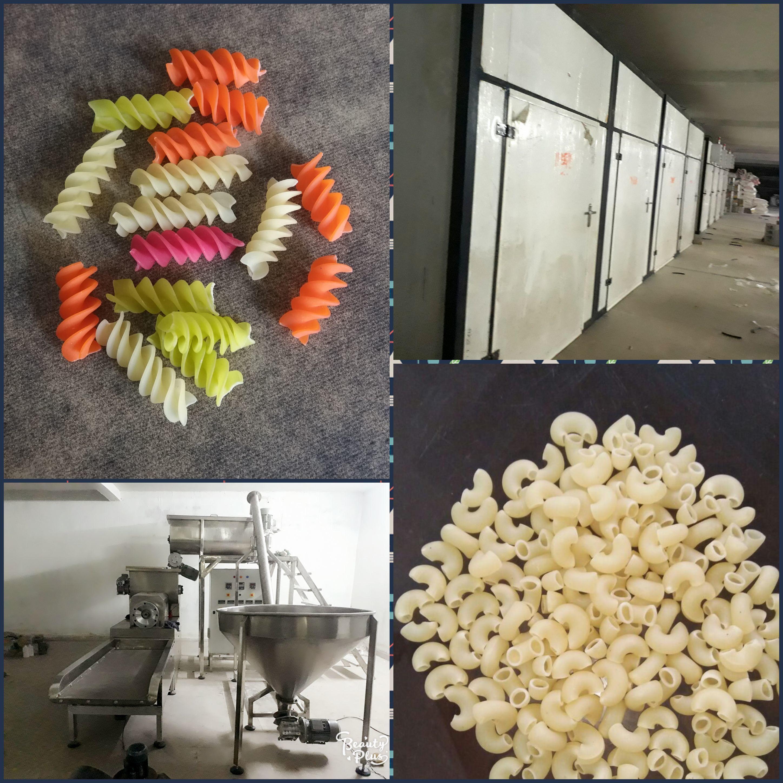 Manual Pasta Making Machine 100 kg/h