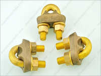 Brass U bolt Clamp