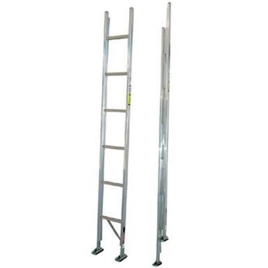 WALLSIDE Aluminium Ladder