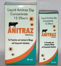 Liquid Anitraz Dip Concentrate