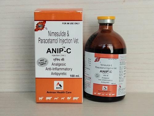 Nimesulide Paracetamol & Chlorzoxazone