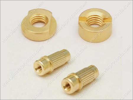 Brass Automotive Parts