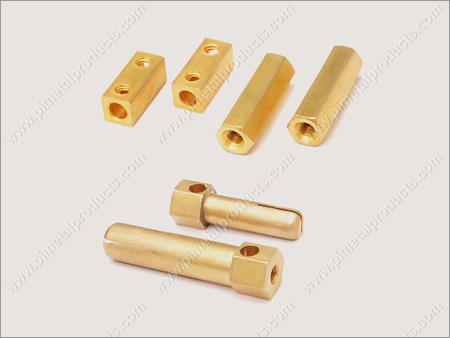 Brass Electrical Plug Pin